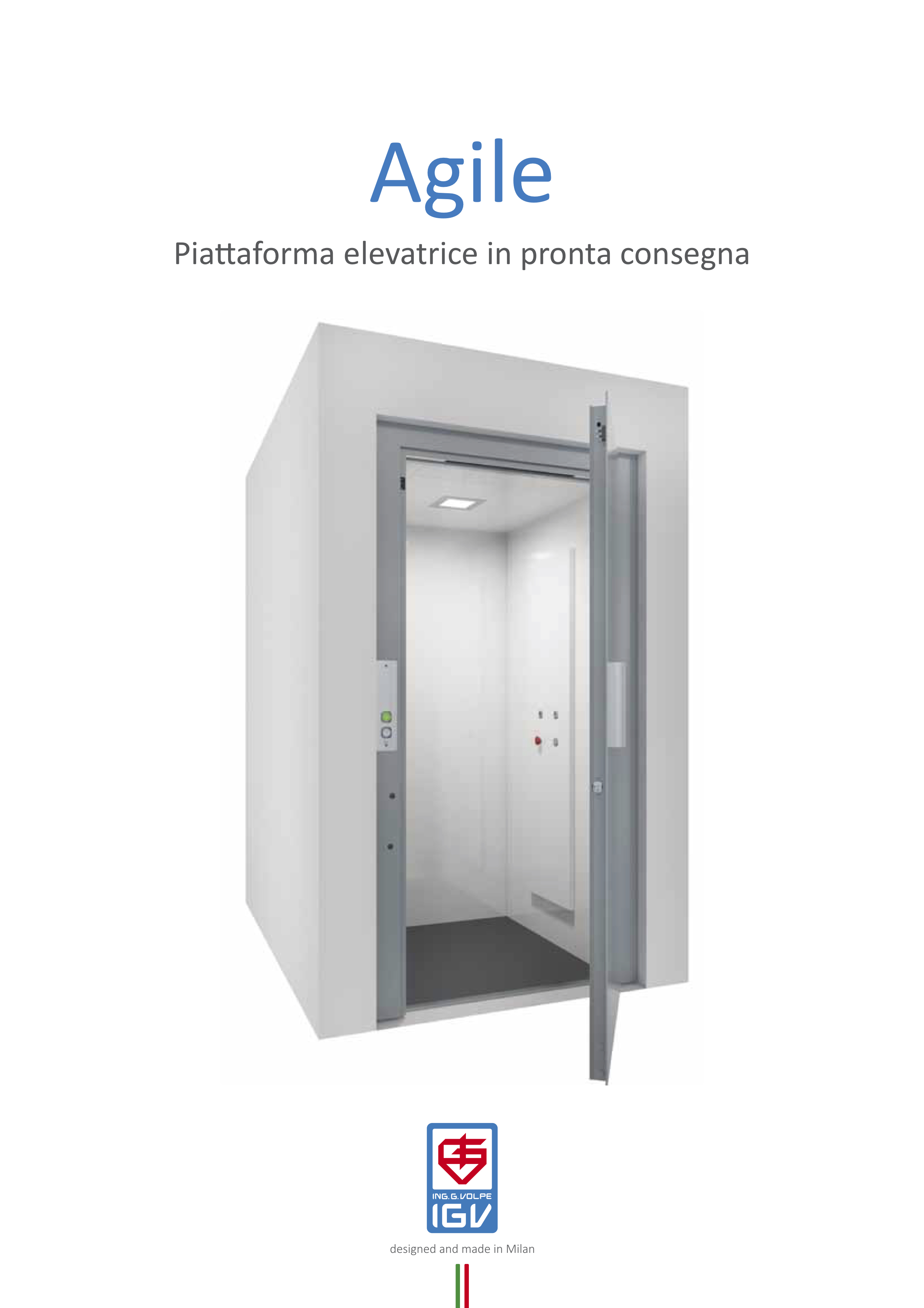 Agile - Cover catalogo