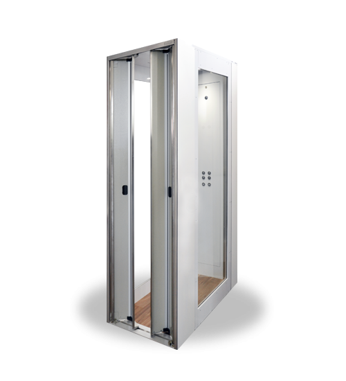 Cabine per ascensori igv group - Montacarichi da casa ...