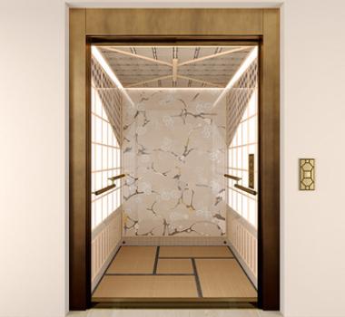 Tatami Lift: il fascino dell'oriente