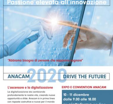 IGV Group partecipa ad Anacam 2020